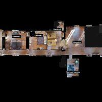 Plan du 1er étage - 14004