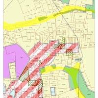 Plan de secteur + aléa d'inondation