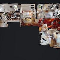 14079 - vue 3D étage