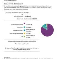 PRESTimmo Frais d'acte sur 350000€ Maison à vendre EVERE EVEFON16.pdf
