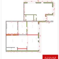Plans des surfaces commerciales
