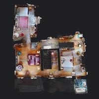 14078 plan 1er étage