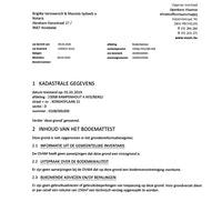 Bodemattesten