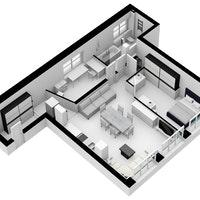 SAIPO134 Plan 3D PRESTimmo