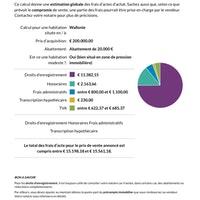 Calcule Frais d'achat sur 200000€ - Notaire.be.pdf