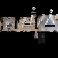 Plan du rez-de-chaussée - 14004