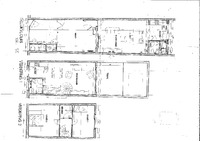 Verdiepingsplan