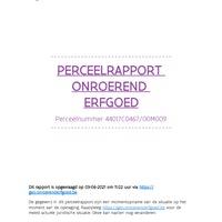 ActaMapsBijlage - PerceelRapportOnroerendErfgoed (44017C046700M009).pdf