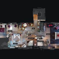 Plan du 2e étage - Réf. 14012