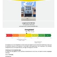 EPC Langestraat 98 - 9240 Zele