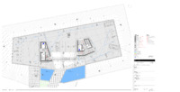 Plan Blok B Gelijkvloers (Parkings)