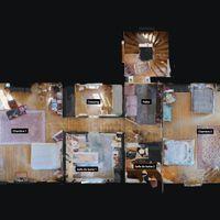 Plan du 1er étage - Réf. 14012
