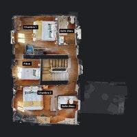 1er étage - 14049