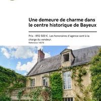 Brochure de présentation 14078