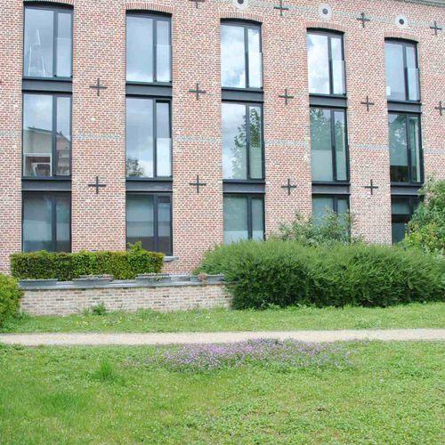 Binnenkant gebouw