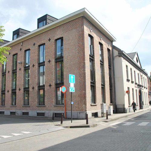 Straatkant gebouw